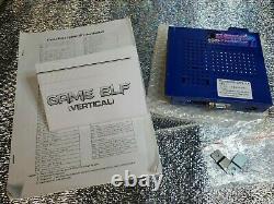 1162 Vertical and Horizontal JAMMA game ELF 3 WAY COCKTAIL