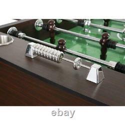 56 In Foosball Table Soccer Game Set Balls Football Family Arcade Game Room Fun