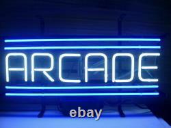 ARCADE Neon Bar Sign Custom Boutique Wall Decor Bedroom Game Room Vintage
