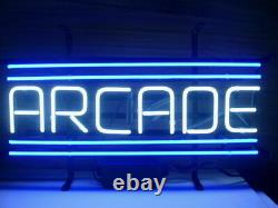 ARCADE Vintage Beer Neon Sign Boutique Bedroom Decor Wall Game Room Custom