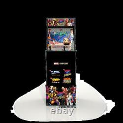 Arcade Game Machine X Men VS Street Fighter Arcade 1Up Game Room Home Office New
