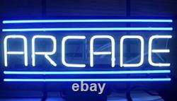 Arcade Game Room 14x10 Neon Sign Lamp Light Beer Bar With Dimmer