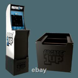 Arcade1UP Riser Stand Black Game Gamer Room Ready Best Gift New Man Cave