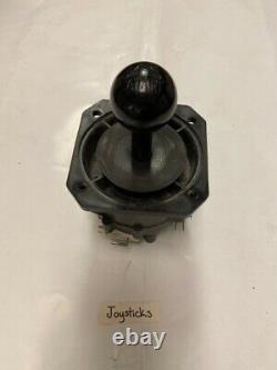 Atari Logo 8 way micro switch joystick used on Cyberball