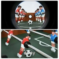 Barrington Foosball Table Soccer Football Arcade 4 Player Indoor Game Room 47 in