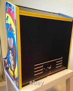 Complete Table top Arcade Bundle from Game Room Solutions with New Monitor