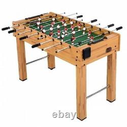 Foosball Soccer Table 48 Game Room Arcade Football Family Sports Competition