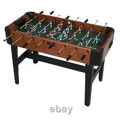 Foosball Table Soccer Football Arcade 4 Player Indoor Game Room 47 Home Family