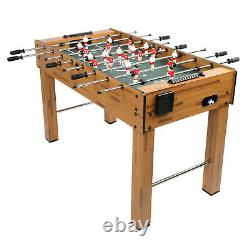 Foosball Table Soccer Football Arcade 4 Player Indoor Game Room 48 Home Family^