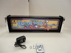 Kangaroo Marquee Game/Rec Room LED Display light box