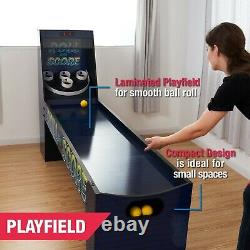 MD Sports Roll and Score, Arcade Game Room, 87 Inch, 3 Ball