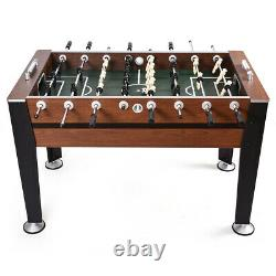 NEW 54 Foosball Soccer Table Competition Sized Football Arcade Indoor Game Room