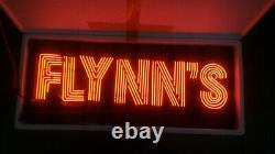 New Flynn's Arcade Game Room Neon Sign 40x16