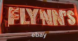 New Flynn's Arcade Video Game Room Neon Sign 40x16