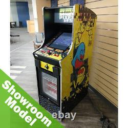 Pac-Man's Pixel Bash Chill Home Upright Game Show Room Model