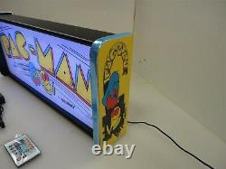 Pacman Marquee Game/Rec Room LED Display light box