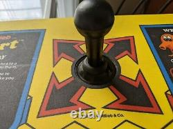 QBERT Replacement joystick 8-way, perfect fit MUST SEE NOS