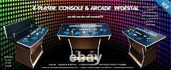 Rec Room World 4-Player ARCADE PEDESTAL HyperSpin MULTICADE Best Options