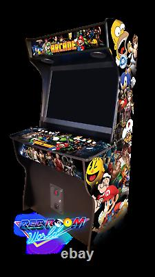 Rec Room World 43 CLASSIC UPRIGHT ARCADE HyperSpin MULTICADE Best Options