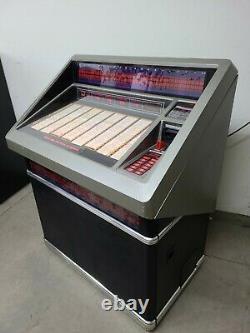 Rowe AMI R-89 Jukebox Coin Operated Arcade Game Room 45 RPM Vinyl Kokomo Ind