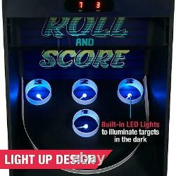 Sports Roll and Score, Arcade Game Room, 87 Inch, 3 Ball