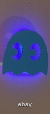 Super Sized Arcade Pacman LED sign Game room, Retro, Man cave, Night Light Dorm