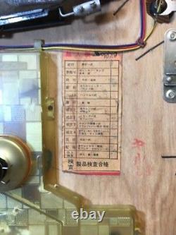 Vintage Japan Pinball Pachinko Slot Arcade Machine Toy Game Room With 370 Balls