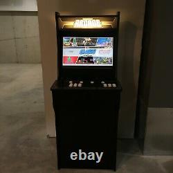 24 Arcade Cabinet De Récréation Maîtres Xtension Gameplay Jr