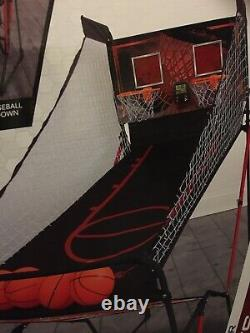 3 En 1 Sport Center Basketball Football Baseball Arcade Game Room Sports Indoor