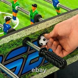 4 Ft. Foosball Table Kids Soccer Compétition Arcade Salle De Jeu Sports Meubles