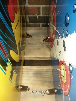 Arcade 1up Jeux. 4 Lot De Jeu! Mancave / Cabine / Bonus Room Spécial