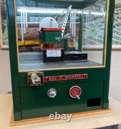 Arcade Crane Digger Pour Home Game Room Ou Collection. Unique! Garanti