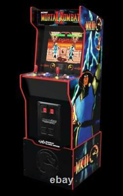 Arcade Jeu Machine Mortal Kombat 12-en-1 Bureau Famille Ggame Chambre Avec Riser