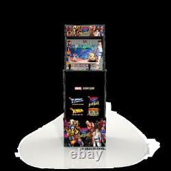 Arcade Jeu Machine X Hommes Vs Street Fighter Arcade 1up Salle De Jeu Accueil Bureau Nouveau
