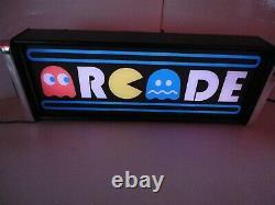 Arcade Jeu / Réc Chambre Led Affichage Boîte À Lumière