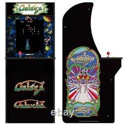 Arcade1up Galaga 2 En 1 Jeu Galaxian Arcade Machine, Games Room, Retro