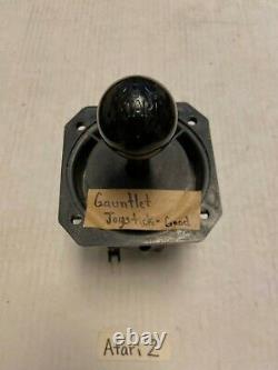 Atari Logo 8 Façon Feuille Switch Joystick Utilisé Sur Gauntlet