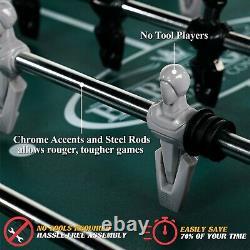 Barrington Foosball Table Football Arcade 4 Joueur En Intérieur Salle De Jeu 56 En