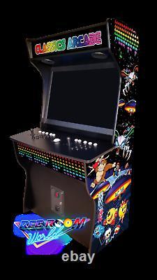 Chambre 32 Rec Monde Classic Verticale Arcade Hyperspin Multicade Meilleures Options