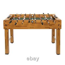 Classic 48 Pouces Foosball Table Football Arcade Indoor Game Room Us Stock