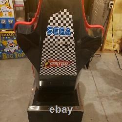 Crazy Taxi Deluxe Arcade Cabinet, Jeu D'arcade, Salle De Jeux, Man Cave, Bar