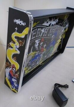 Death Race Marquee Game/rec Room Led Display Boîte Lumineuse