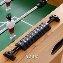 Foosball Soccer Table 48 Salle De Jeu Arcade Football Concours De Sports De Famille