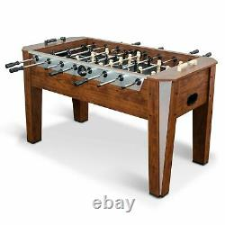 Foosball Soccer Table 60 Competition Sized Arcade Game Room Hockey Sports Nouveau