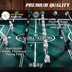 Foosball Table Soccer Balls Set Salle De Jeu Football Meubles Bois Arcade 56 En