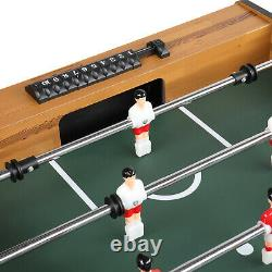 Foosball Table Soccer Football Arcade 4 Joueur Intérieur Salle De Jeu 48 Famille D'accueil^