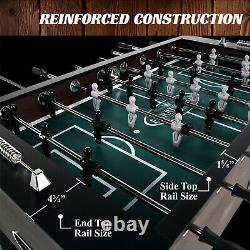Foosball Table Soccer Football Arcade 4 Player Indoor Rec Game Room Party 56 À