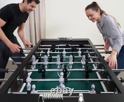 Foosball Table Soccer Set Balles Salle De Jeu Fun Arcade Indoor Sport Accueil Sport 56