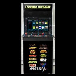 Home Arcade Machine For Family Game Room Strong Sturdy Gift Idea Multicolore