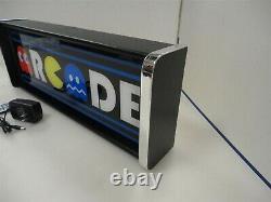 Jeu D'arcade/rec Room Led Display Light Box
